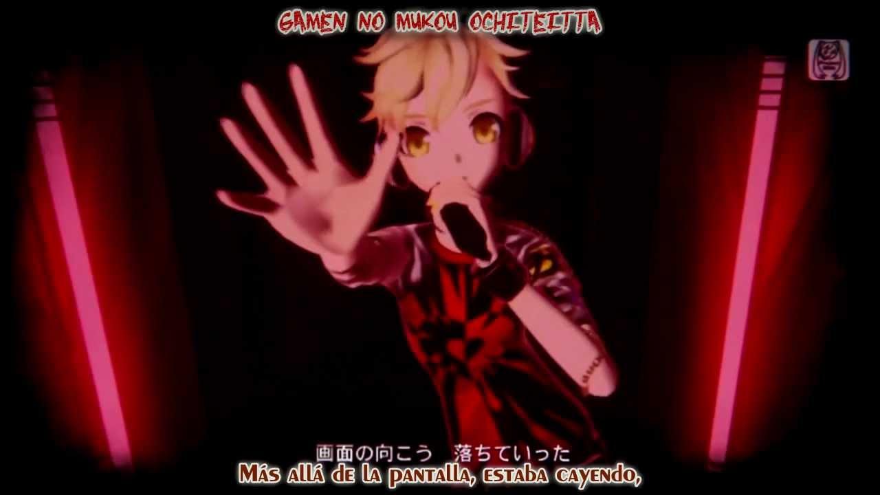 Unhappy Refrain Rin Len Kagamine Len Unhappy Refrain