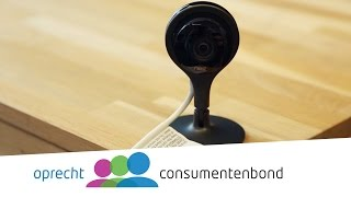 Nest Cam - Review (Consumentenbond)