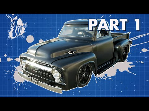 West Coast Customs - Stallone s  55 Ford - Part 1