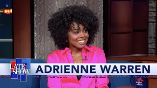 Adrienne Warren: I'm So Grateful For Tina Turner