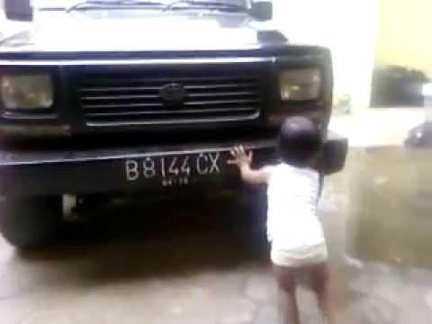 Bayi Terkuat di Dunia