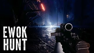 EWOK HUNT First Person No HUD Ultra Immersive Gameplay | 4K 60fps