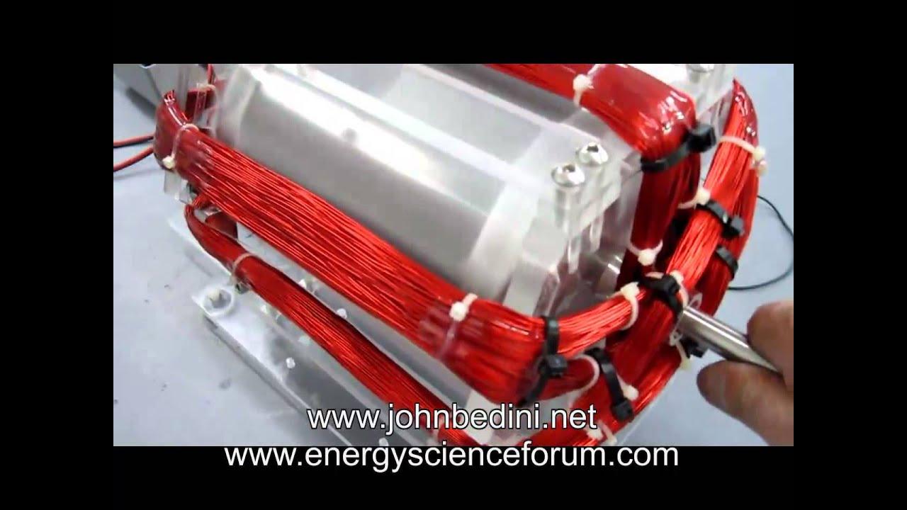 Bedini-cole Window Motor