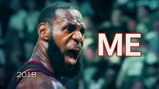 """Download Lagu LeBron James """"ME"""" NBA Finals Career Mix - A Sky Full Of Stars Gratis STAFABAND"""