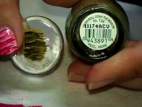 Easy Camouflage - Nail Art