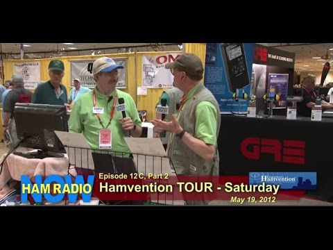 HamRadioNow Episode 12C Part 2 of 3 - Hamvention TOUR - SATURDAY