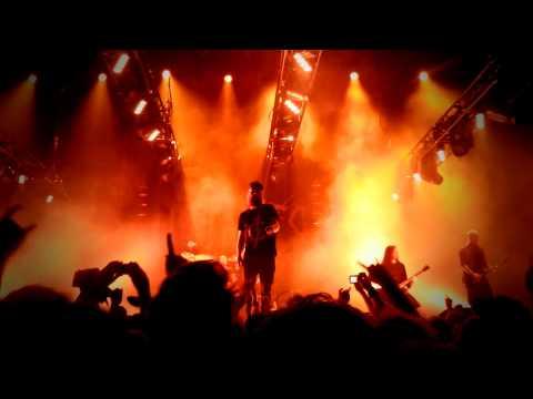 In Flames - Trigger (Live at Scandinavium in Göteborg, Sweden 2011)