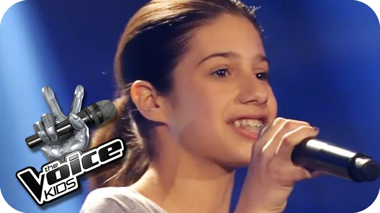Michèle - If I Ain't Got You | The Voice Kids 2013 | Blind ...