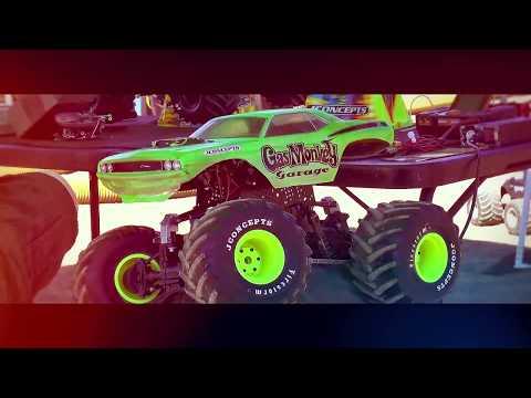RC Monster Truck Challenge World Finals - 2017