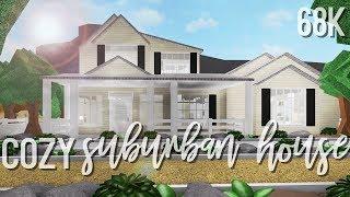 Bloxburg: Cozy Suburban House