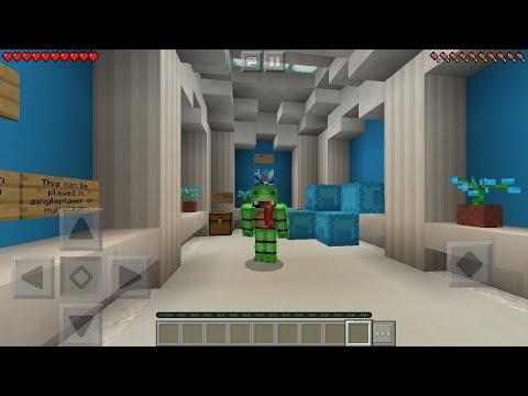 Minecraft  find the button months edition 