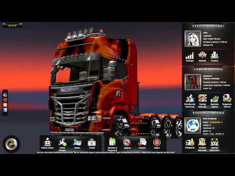 Euro Truck Simulator 2 cum sa activezi un mod