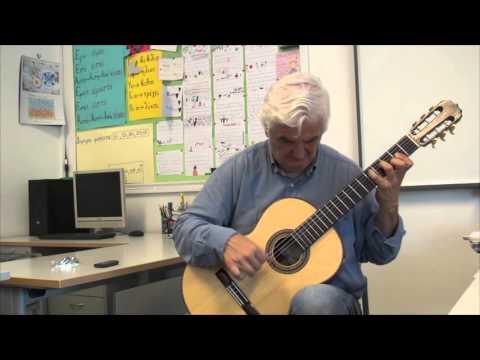 Хулио Сальвадор Сагрегас - Op.2-Quejas Amorosas (Vals)