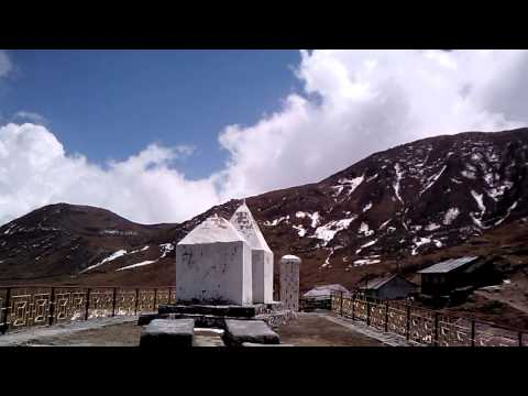 Nathang Valley Sikkim Silk Route 13,500 Ft video