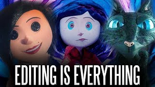 CORALINE BUT IN 7 DIFFERENT GENRES