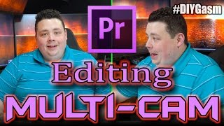 How to Edit Multiple Camera Angles in Adobe Premiere
