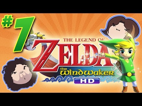 Wind Waker HD: Where the Wind Falls - PART 7 - Game Grumps
