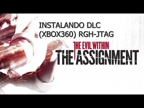 Instalando DLC The Evil Within The Assignment Xbox360 RGH-JTAG