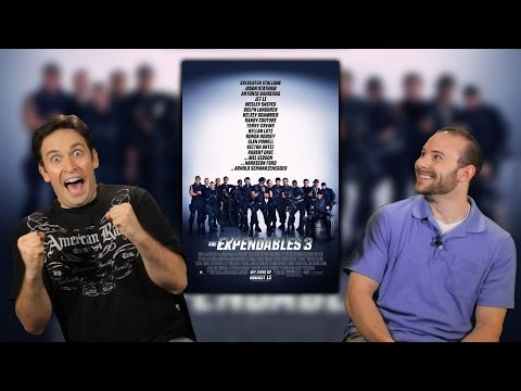 The Expendables 3 Review! - Someone Has to Review It!