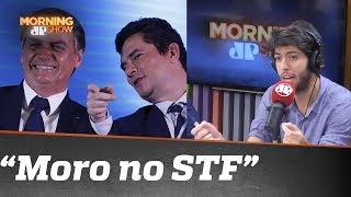 """Caio Coppolla comenta """"Moro no STF"""""""