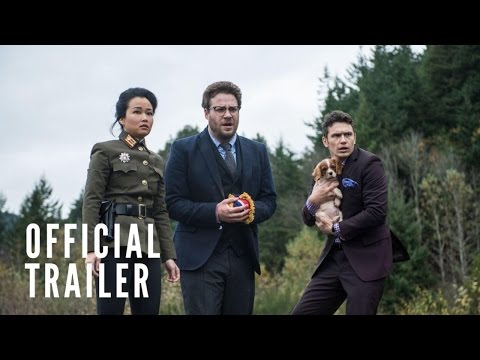 The Interview Movie - Official Trailer - In Theaters This Christmas! video