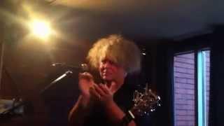 King Buzzo tells Mike patton story,Evil New War God + 2 songs@ Grumpys 2014