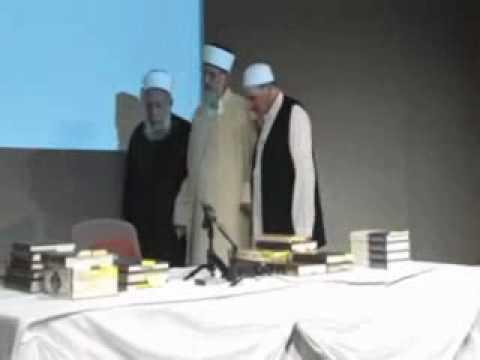Tahir Ul Qadri In Wajd While Listening Prophet Muhammad (pbuh) Naat.flv video