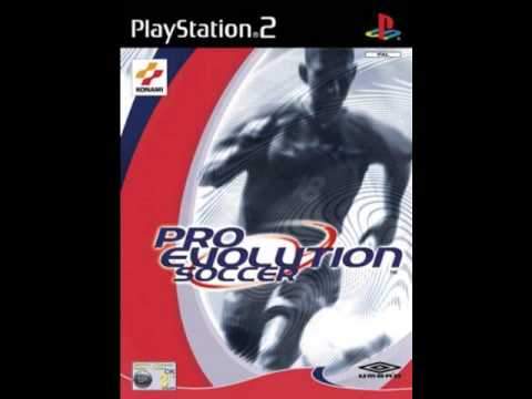 Pro Evolution Soccer (Winning Eleven 5 Final Evolution) Menu...
