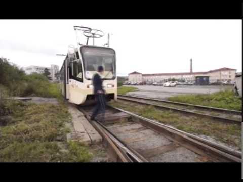 Самый высокогорный трамвай России. Златоустовский трамвай