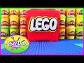 ♥ Play Doh LEGO Surprise Box Disney Princess Barbie Mega Bloks Frozen Elsa & Anna Planes