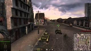 World of Tanks   Химмельсдорф   Лёгкий танк БТ-2 без комментариев