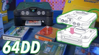 Nintendo's 64DD: The Online Gaming Experiment That Never Left Japan - Complete in Box