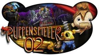 Let's Play Der Puppenspieler (German) #02 - Calibrus
