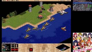 Age of Empires - Voices of Babylon 8: Nineveh (Easiest) in 0:49