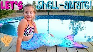 Leah's 9th Birthday Mermaid Party!