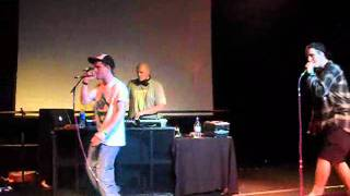 Chase - Boxing Without Gloves (live in adl 2011)