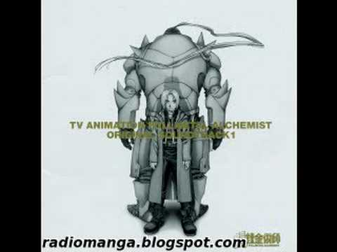 Full Metal Alchemist - Beaming Sunlight