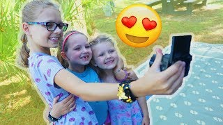 THE KIDS ARE VLOGGING!