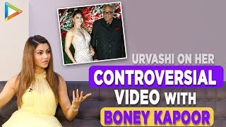 "Urvashi Rautela OPENS Up on Her Controversial Viral Video with Boney Kapoor:""It BECAME a HUGE Thing"""