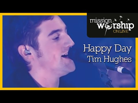 "www.kingswayworship.com. Tim Hughes leading ""Happy Day"", which he co-wrote with Ben Cantelon, at a live recording at Abbey Road Studios in London."