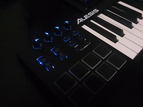 Alesis V49 Review and Setup (FL Studio)