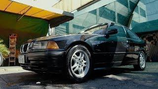 BMW 328i MANUAL COUPE E36 1996 6c 2.8 NOVO PROJECT CAR (ft. @rafspontes)