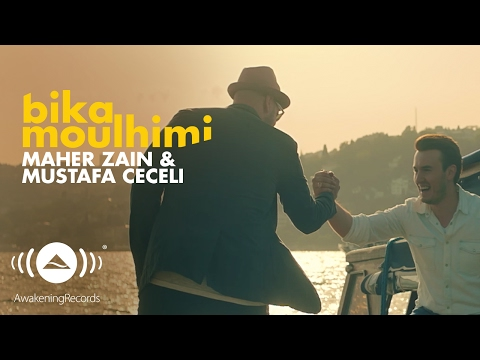 Maher Zain & Mustafa Ceceli Bika Moulhimi pop music videos 2016