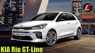 2018 KIA RIO GT-Line