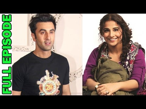 Vidya Balan on working with KHANS of Bollywood, Ranbir Kapoor to stay with his parents and more