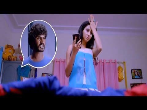 Chikkanna Comedy Dialogue in Huccha Venkat Style || New Kannada Movie