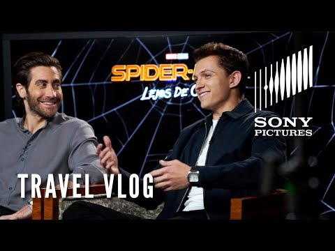 download song SPIDER-MAN: FAR FROM HOME Travel Vlog - Mexico free