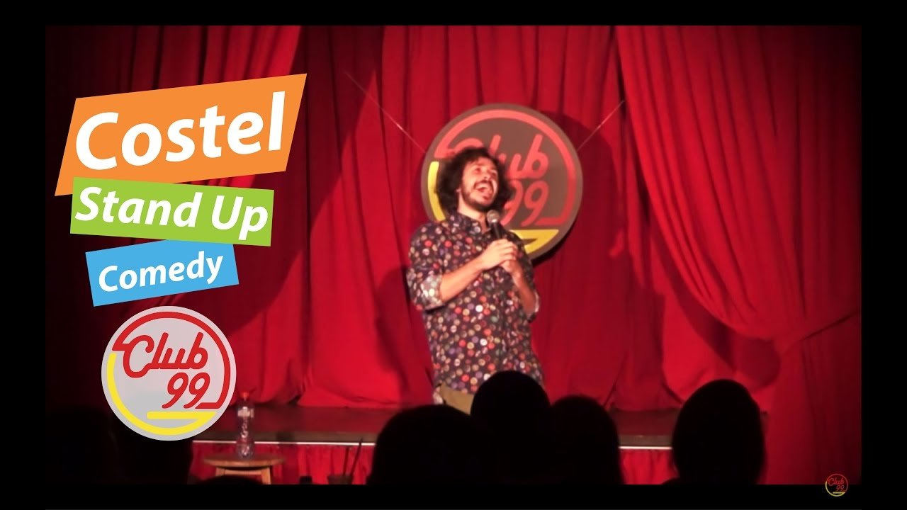 Costel - Lapte praf | Club 99 | Stand-up Comedy