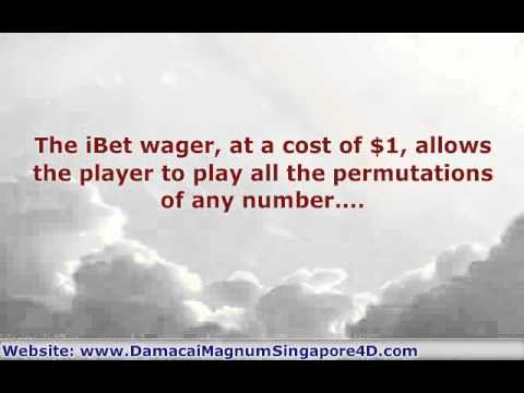Playing The Damacai  - Magnum - Singapore - Toto - Luzon - Vismin 4D Lottery - Part 2