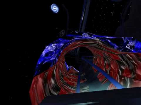 RCT3 Space Mountain Video